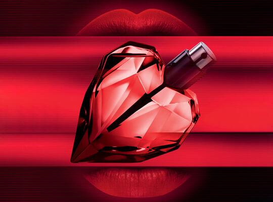 DIESEL LOVERDOSE RED KISS